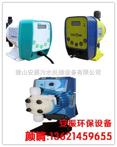 防腐耐腐蚀计量泵酸碱加药泵自动添加泵污水投药泵阻垢剂计量泵