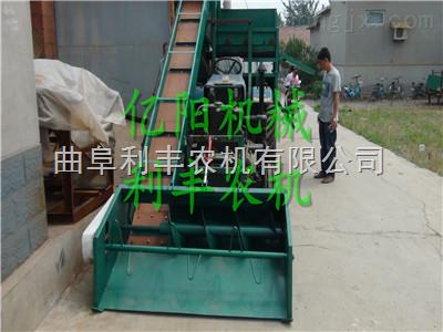 自动上料玉米脱粒机,拖拉机自动上料脱粒机