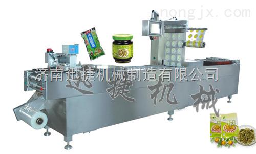 酱菜包装机|酸菜包装机|济南酱菜包装机价格