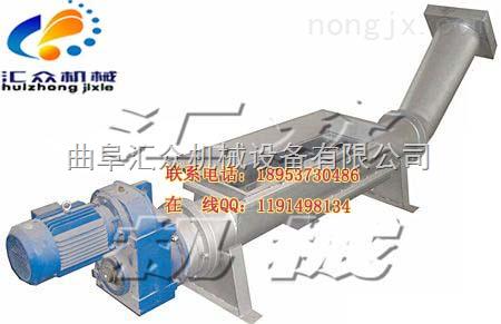 高效率不锈钢压榨脱水机,压滤设备