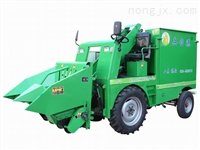 宁津德农4YZ-2自走式玉米收割机