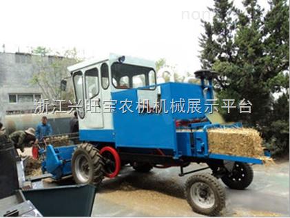 玉米收獲機械 玉米收割打捆機圖及報價 秸稈打包機圖資料展示