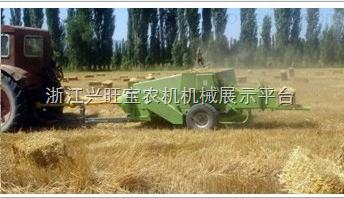 厂家直销玉米秸秆方捆机 牧草打捆机