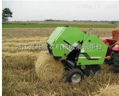 玉米秸秆方捆机 收割捡拾方捆机厂家
