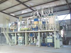 玉米淀粉成套设备价格 玉米淀粉加工设备生产线