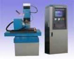 数控高效精密油嘴油泵孔加工机床/六轴喷油孔加工机床