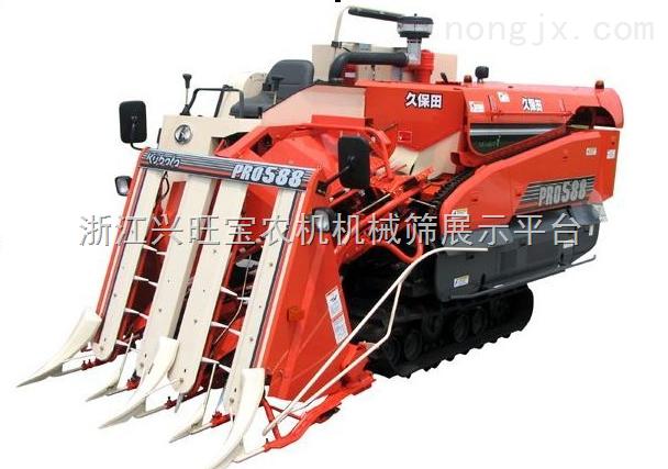 供应汇众收割机新型小麦收割机