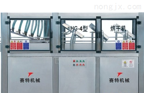 HZG回转滚筒干燥机E5