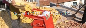 供应机械标准鲜玉米剥皮机甜玉米皮机扒皮机