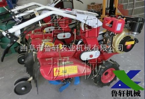 微型旋耕机图片、塑料大棚旋耕机报价