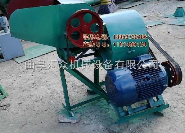 自动进料青玉米秸秆打浆机 水产养殖饲料打浆机