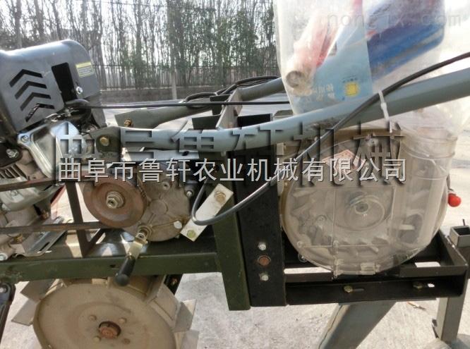 鲁轩牌玉米,棉花种子播种机