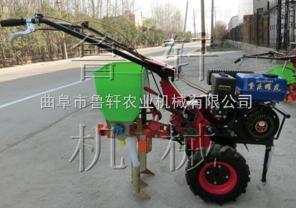 玉米旋耕播种机/旋耕施肥播种机/施肥除草机