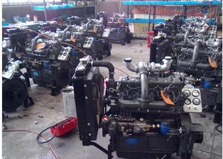 日立EX3600-5大型挖掘机发电机-交流发电机