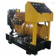80KW/100KVA沃尔沃柴油发电机组TAD531GE拖车