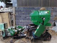 青贮打捆包膜机价格 徐州秸秆打捆包膜机