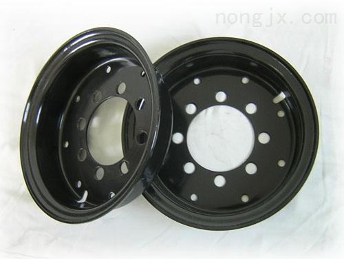 电动车轮毂 后铝轮 16寸车圈 钢圈 16*2.125 幻影后轮