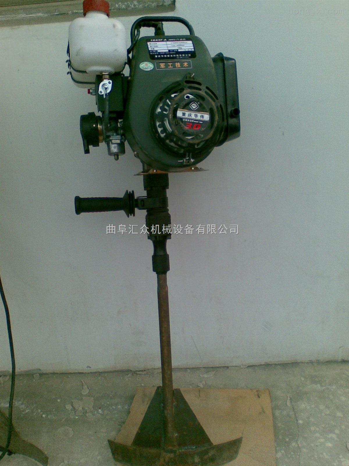汽油刨树坑机,电动带土球起苗机