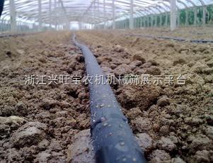 供应鑫迪龙φ16*0.2大棚温室滴灌带,侧翼迷宫滴灌带