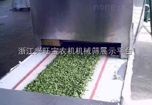 供应LTWBLTWB-30KW茶叶微波杀青机
