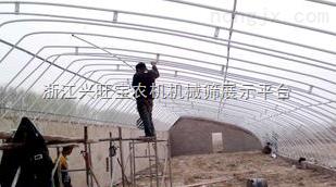 供應廠家特供溫室大棚設備用苗床網,熱鍍鋅苗床網片生產過程有圖