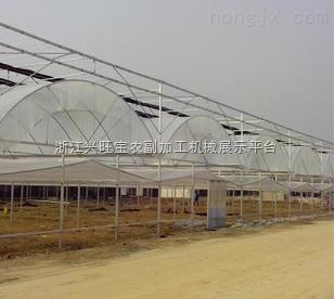 供应NPRFL-6型日光温室蔬菜大棚热风炉