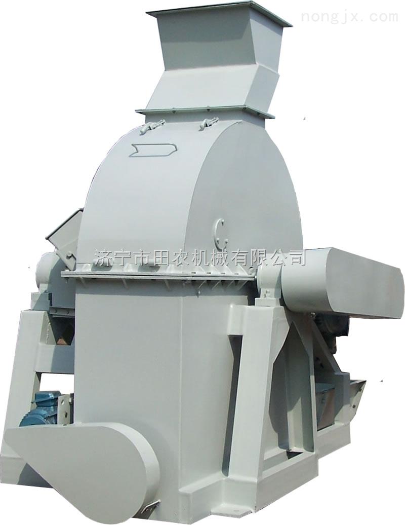 田农BX-系列 大型一体式原木粉碎机