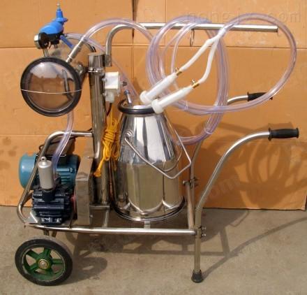 9J-I型旋片式真空泵挤奶小车