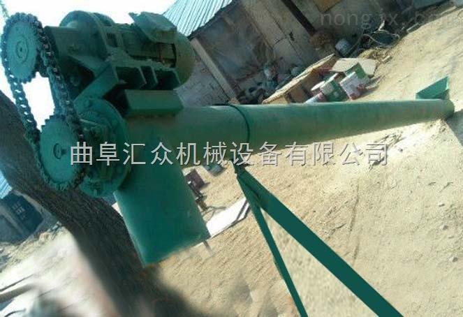 兴化市粉料管式提升机  沙子碳钢管给料机