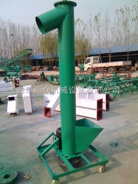 棉籽垂直绞龙定做,立式加料机,送料机9