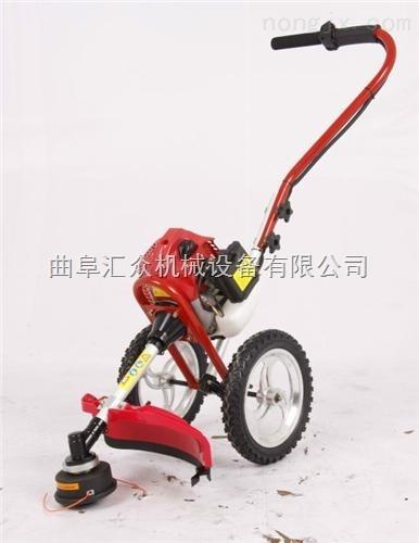 两冲程手推小型割草机,背负式割灌机