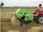 山东行走式麦秆打捆机,玉米秆捡拾打捆机