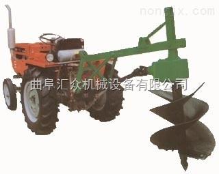 機械後懸掛打洞機 葡萄種植埋樁機