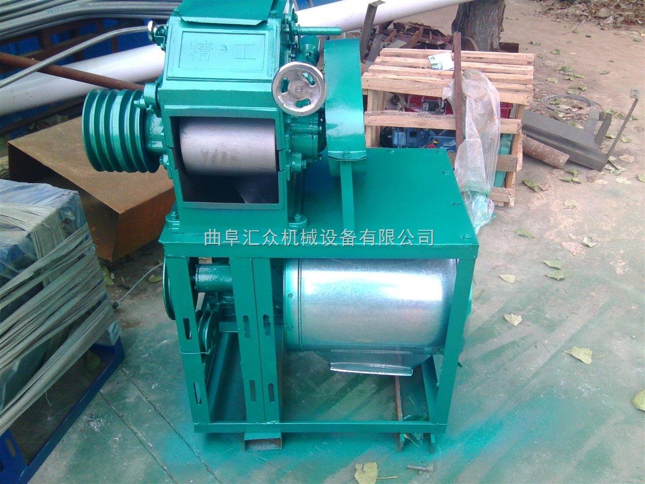 大产量对辊小麦磨粉机,多功能粮食磨面机