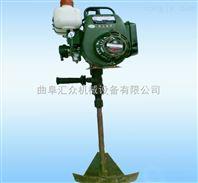 轻便式挖树苗机 树木移植机,汽油型起苗机