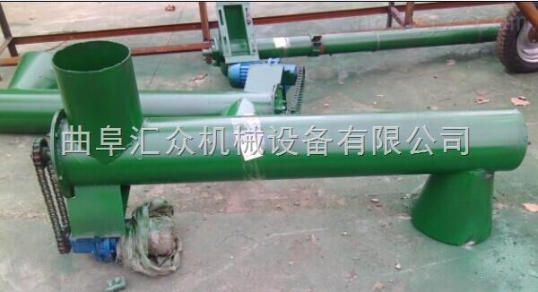 管式装粮输送机,螺杆吸料机,倾斜提料机