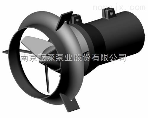 南京蓝深QJB1.5/6-260冲压式潜水搅拌机