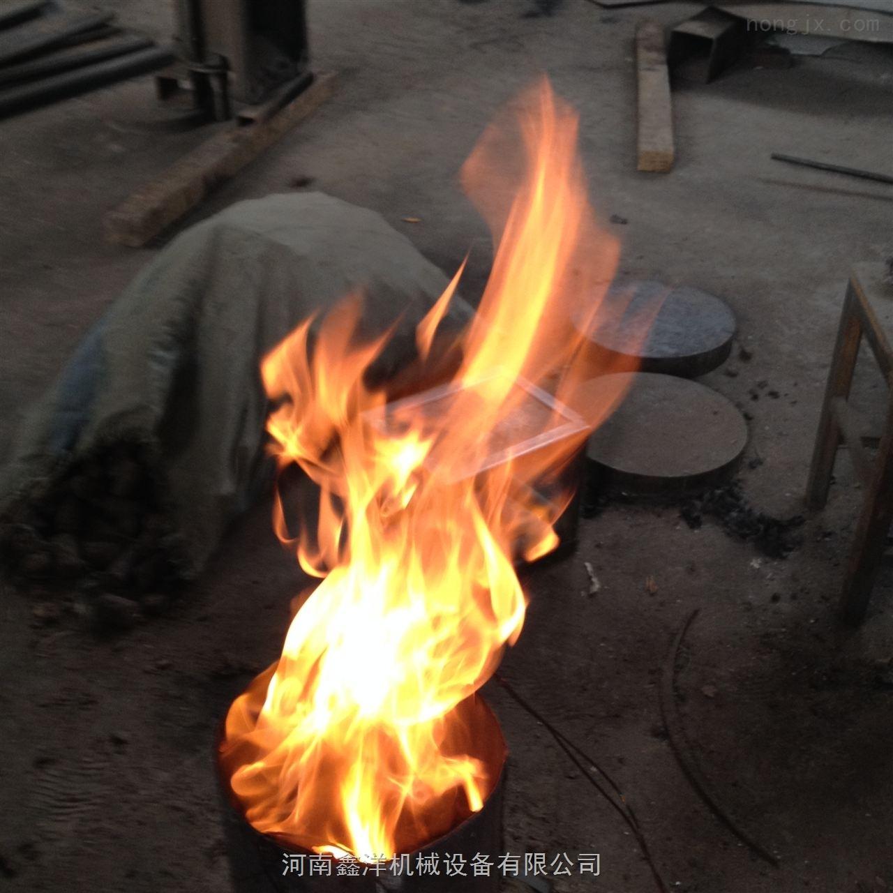 型号齐全-稻草压制再生能源燃料就选河南鑫洋秸秆压块机厂家的设备