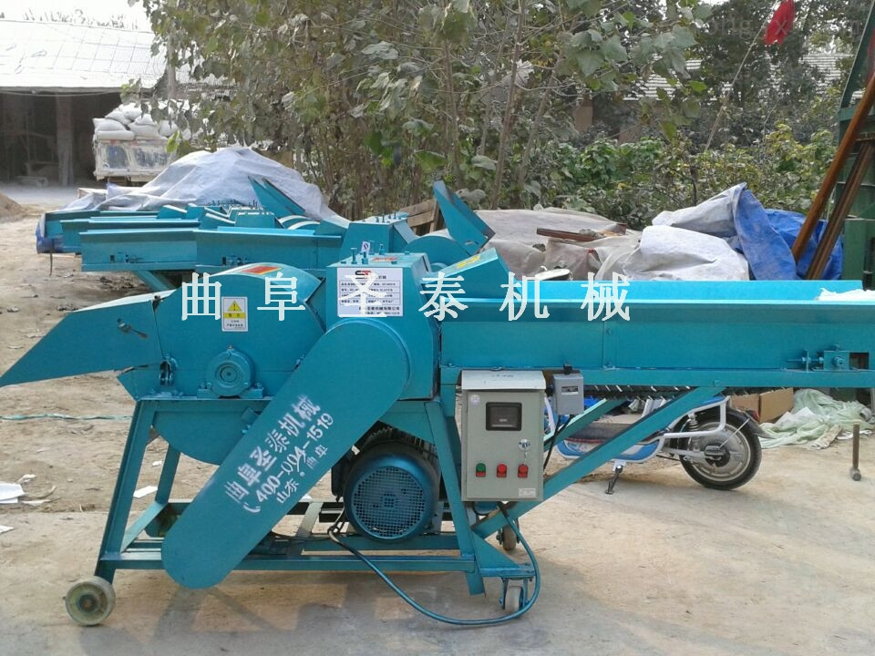 rc300-饲草秸秆加工机揉搓机多少钱台生产厂家