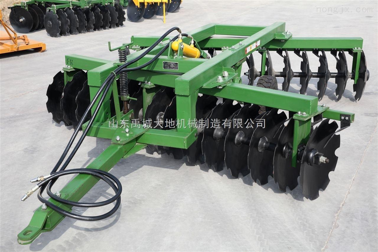 1BZ-2.5 半懸掛偏置重耙、圓盤耙耕整機械