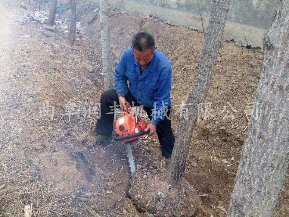 挖土球起树机 幼苗移栽机 起树机价格