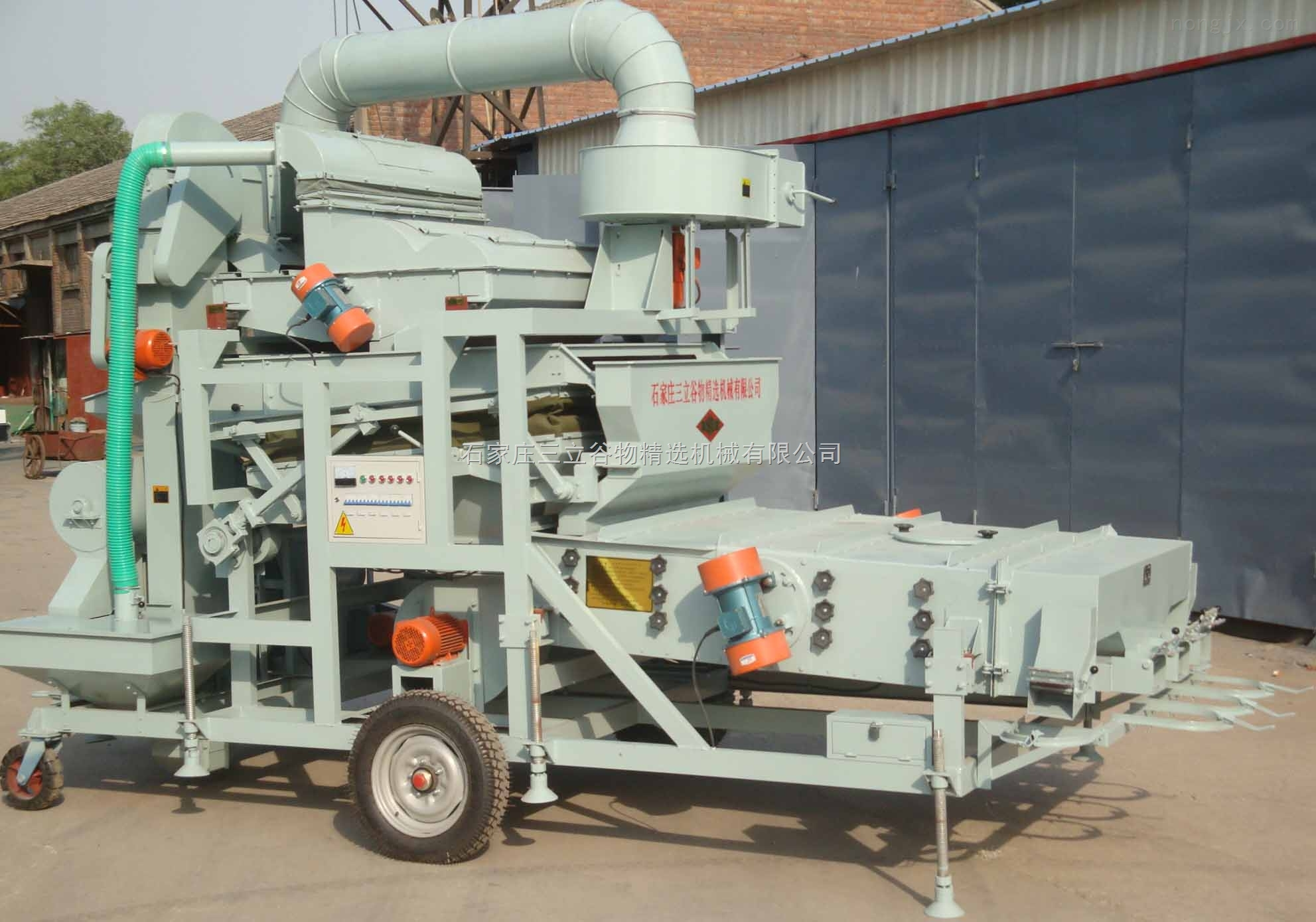 5XFZ-7.5C型-多功能小麥復式精選機