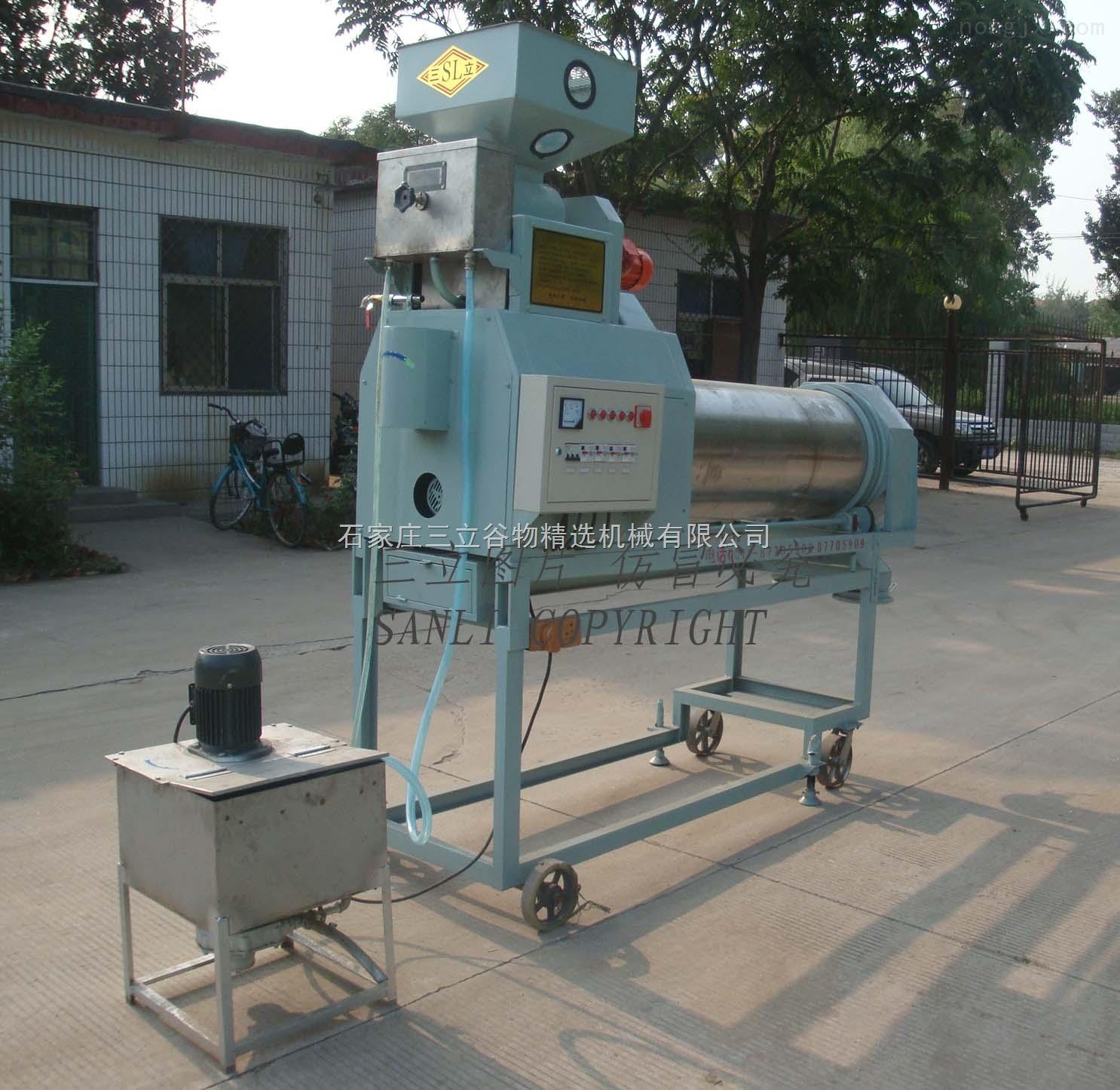5BYX-5-种子包衣机