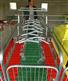 陕西猪场安装养猪设备母猪产床 产保一体床 宏基畜牧厂家直销