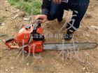 绿道挖树机 手提式起苗机 木林采伐机