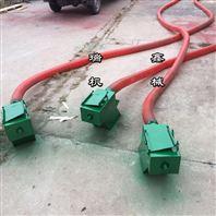 车载式软管输送机 汽油吸粮机 水稻软管吸粮机