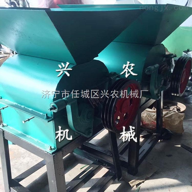 油坊用花生大豆粉碎机 五谷杂粮挤扁机价格