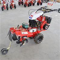 手扶式旋耕松土除草机 高效率起垄开沟机 大葱开沟培土机