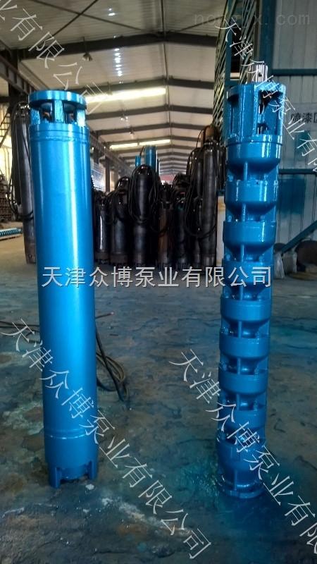 耐高温潜水泵,热水井用高扬程深井泵