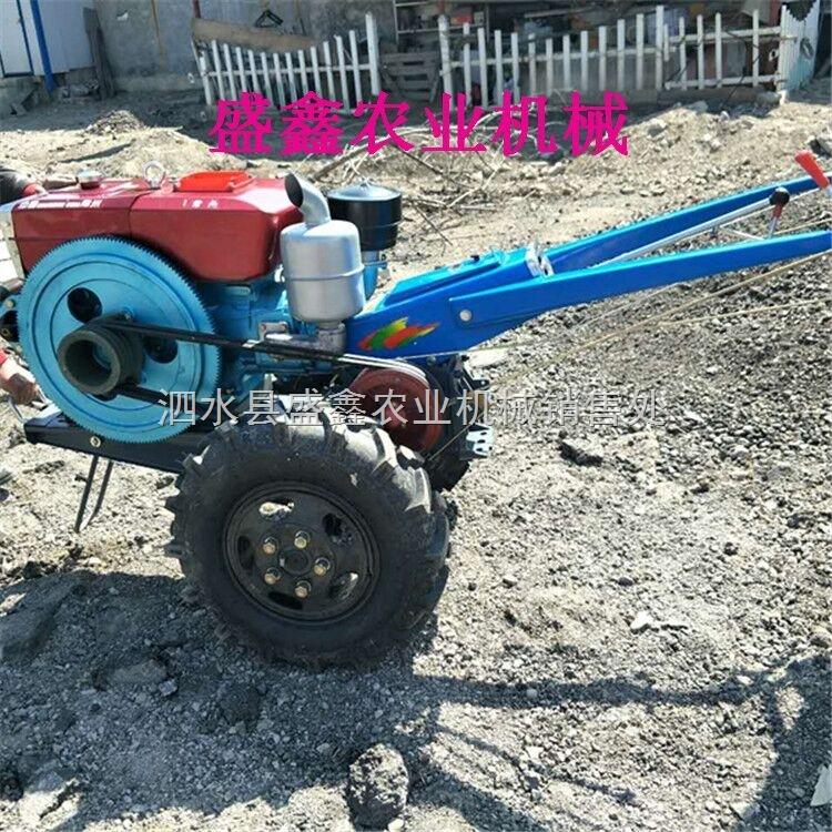 水田耕整机械 小型手扶拖拉机 土豆收获机